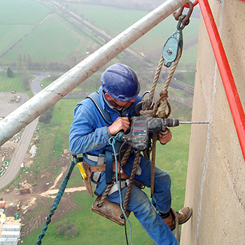Rope Access - Techniques & Services