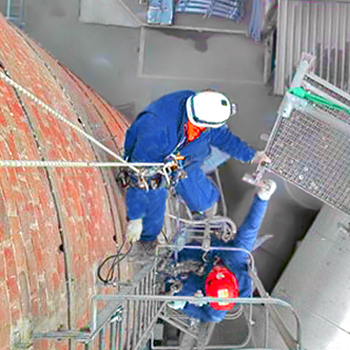 Rope Access Repairs & Maintenance