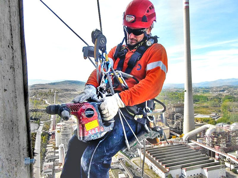 rope-access inspections